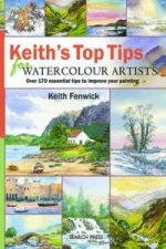 Keith's Top Tips for Watercolour Artists
