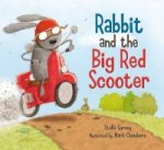 Rabbit and the Big Red Scooter