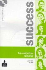 SUCCESS PRE-INTERMEDIATE WORKBOOK+CD