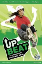 Upbeat Pre-Intermediate Students' Book and Students' Multi-R