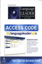 Language Leader Intermediate Coursebook and CD-ROM and LMS and Access Card Pack