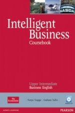 Intelligent Business Upper Intermediate Coursebook/CD Pack
