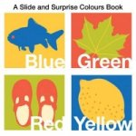 Slide and Surprise Colours Book