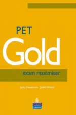 PET Gold Exam Maximiser No Key