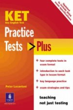 KET Practice Tests Plus Students' Book New Edition