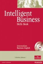 Intelligent Business Intermediate Skills Book and CD-ROM Pac