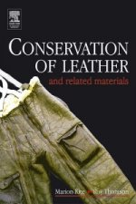 Conservation of Leather and related materials