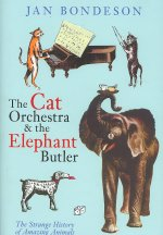 Cat Orchestra and the Elephant Butler