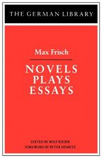 Novels, Plays, Essays
