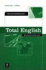 Total English Pre-Intermediate Workbook with Key