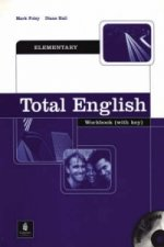 Total English Elementary Workbook with Key and CD-Rom Pack