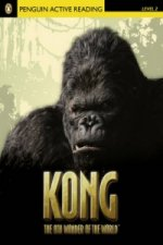 Kong the Eighth Wonder of the World Book/CD Pack