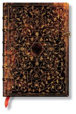 GROLIER ORNAMENTALI MIDI LINED JOURNAL
