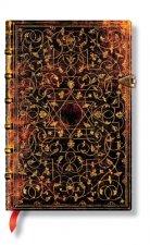 Zápisník - Grolier, mini 95x140