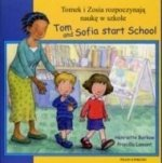Tom and Sofia Start School in Polish and English