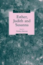 Feminist Companion to Esther, Judith and Susanna