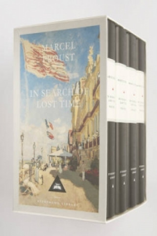 In Search Of Lost Time Boxed Set (4 Volumes)