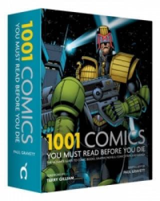 1001 Comic Books