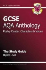 GCSE Anthology AQA Poetry Study Guide (Character & Voice) Hi