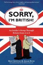 Sorry, I'm British!