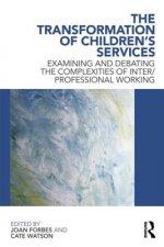 Transformation of Children's Services