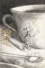 Shaun Tan Notebook - Tea Ceremony (Orange)