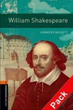 Oxford Bookworms Library: Level 2:: William Shakespeare audio CD pack