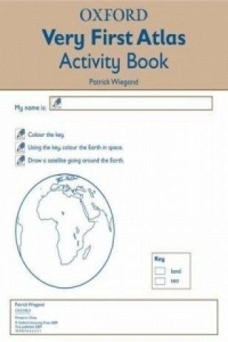 Oxford Very First Atlas Activity Book