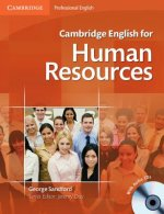 Cambridge English for Human Resources Student's Book with Au