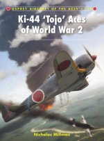 Ki-44 `Tojo' Aces of World War 2