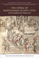 Opera of Bartolomeo Scappi (1570)