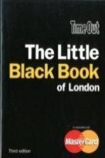 Little Black Book Of London 3rd