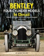 Bentley 3 Litre and 4 1/2 Litre in Detail