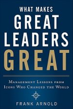 What Makes Great Leaders Great: Management Lessons from Icon