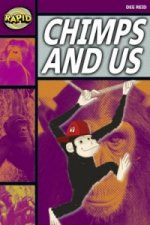 Rapid Stage 1 Set A: Chimps and Us (Series 1)