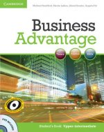 Business Advantage Upper-intermediate Student's Book with DV