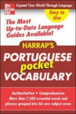 Harrap's Pocket Portuguese Vocabulary