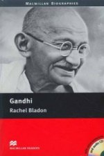 Macmillan Readers Gandhi Pre Intermediate Reader & CD Pack