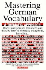 Mastering German Vocabulary: A Thematic Approach