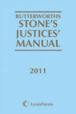 Butterworths Stone's Justices' Manual