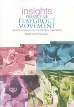 Insights from the Playgroup Movement