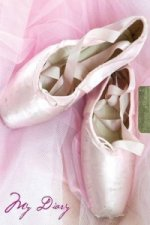 Ballet Shoes Lock Up Diary