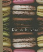 Macaroons Recipe Journal Small