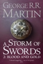 Storm of Swords: Part 2 Blood and Gold (Reissue)