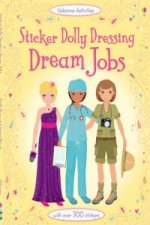 Sticker Dolly Dressing Dream Jobs