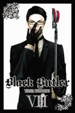 Black Butler, Vol. 8
