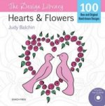 Design Library: Hearts & Flowers