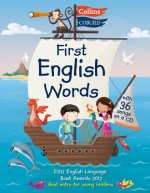 First English Words (Incl. audio CD)