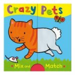 Crazy Pets: Mix and Match