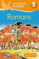 Kingfisher Readers: Romans (Level 3: Reading Alone with Some